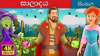 සලාද | Salat in Sinhala | Sinhala Cartoon | Sinhala Märchen