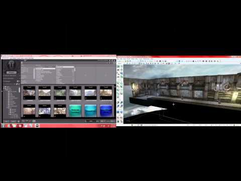 How to make a side-scrolling platform game with UDK