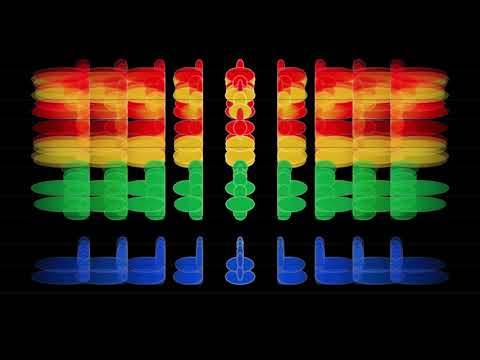 String Quartet. Isometries. (Visual score).