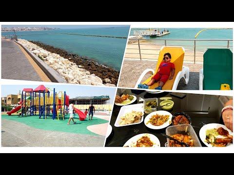 Grove Resort Bahrain EID Holiday Special Vlog Part 2   Indian Vlogger In Bahrain
