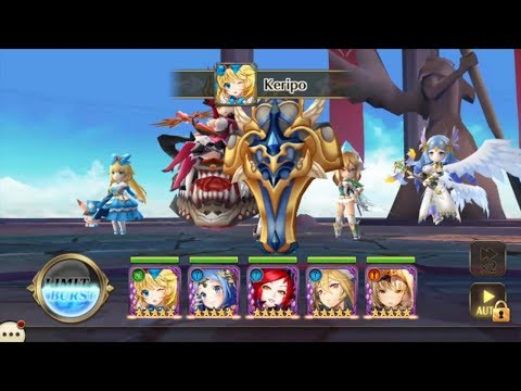[VC] Team Mage Killer Showcase - Rank #1 Arena PvP, Group 28 (Valkyrie Connect Global)