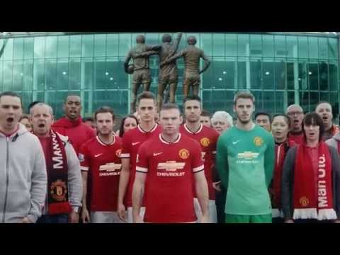 New Manchester United Home Shirt!   Chevrolet #PlayFor   Manchester United News