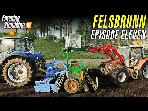MAKING A CHEAP DIRECT DRILL | Let's Play Farming Simulator 19 | Episode 11