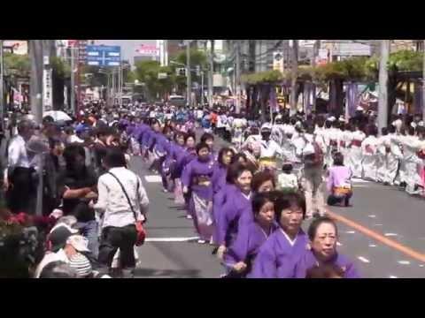 春日部藤まつり2015