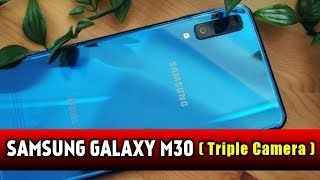 Samsung Galaxy M40 first look