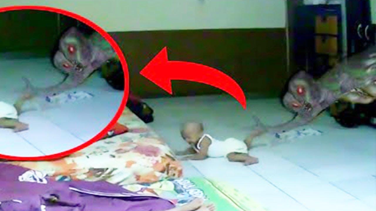 Download 5 Bebés pequeños siendo atacados por Entidades Demoníacas