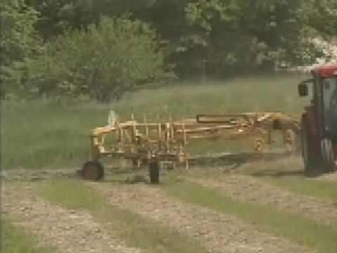 WRX-Series 12/20 Wheel Rake | Vermeer Agriculture Equipment
