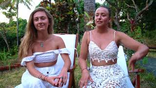 Bali Retreat September 2019 - Testimonial by Aroha & Grace