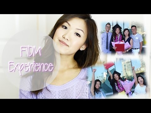 My College Experience at FIDM | ilikeweylie