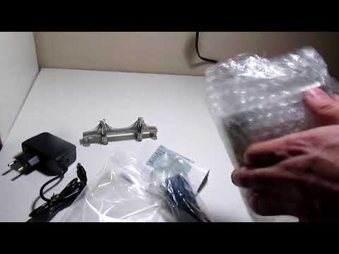 Aliexpress Linksys PAP2T SIP Phone Adapter Unboxing