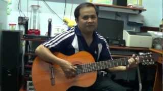 Một cõi đi về(Guitar) - Đức Danh