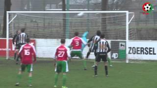 KFCE Zoersel - SV Sint Dimpna