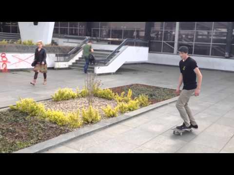 Jan Špalek ejkej Skate boy