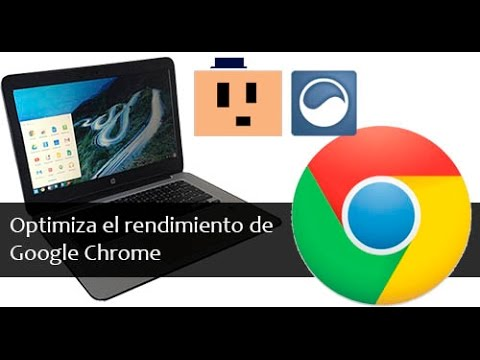 Optimiza Google Chrome para que no te vaya le…