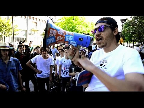 Go Skateboarding Day Paris 2014 - Lesiteduskateboard