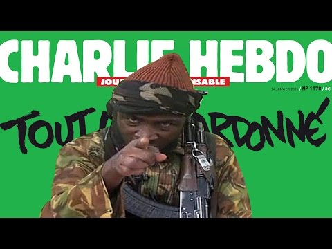 Charlie Hebdo Cartoons, Boko Haram Attacks & Police Trial Fo