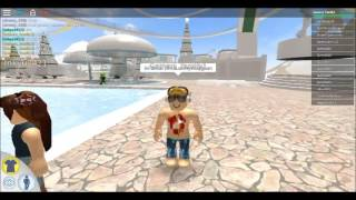 Hahaha fun really klian have to try Yes guys Roblox Water park #1