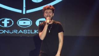 Justin Bieber - All Around The World / Onur Asilkılıç - Cover (Live @ Bostancı Gösteri Merkezi)