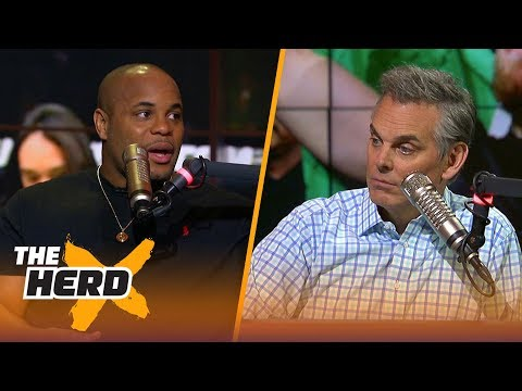 Daniel Cormier discusses potential Mayweather vs. McGregor MMA bout   THE HERD