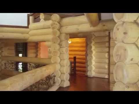 Интерьеры и отделка деревянных домов