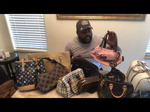 Purse reviews with Josh Pray