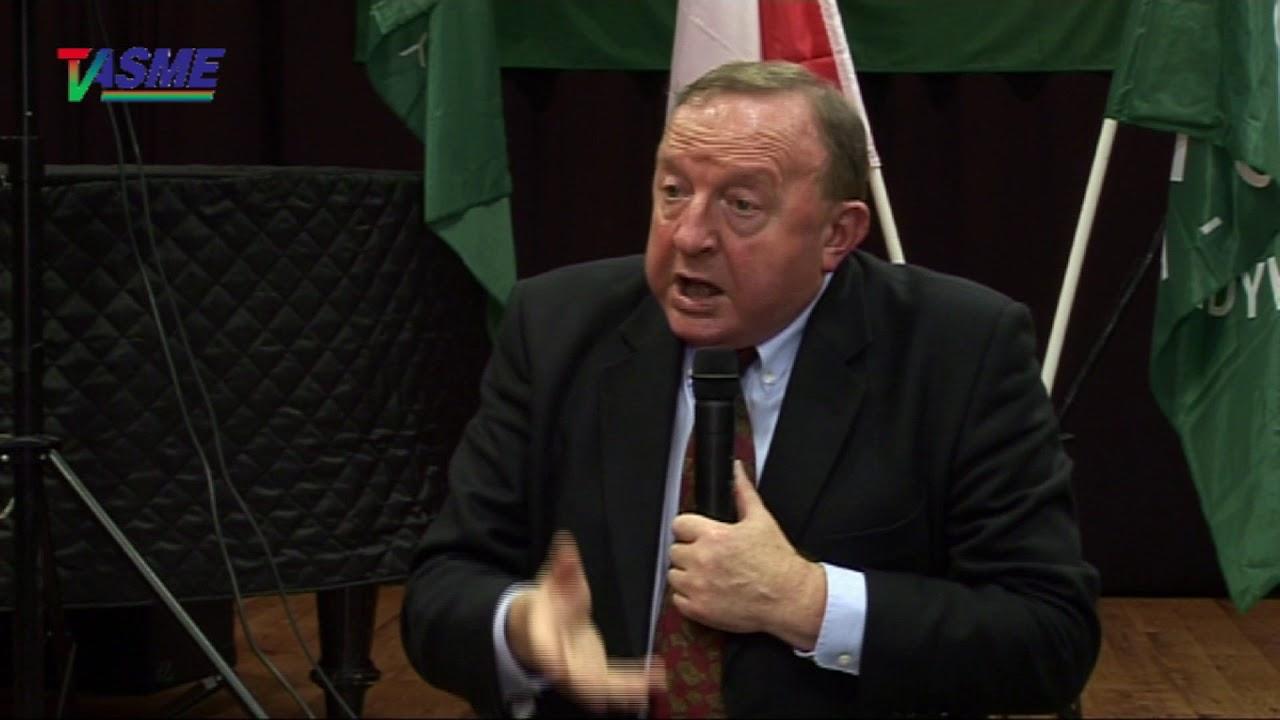 NWO nie jest potrzebne, by wytłumaczyć wpływ lobby żydowskiego w USA! – Stanisław Michalkiewicz