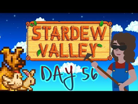 365 Days of Stardew Valley  Day 56: Dance of the Moonlight Jellies