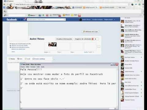 Como Mudar a Foto do Perfil do Facebook