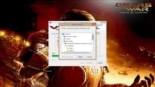 Como instalar Gears Of War via torrent