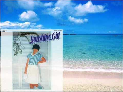 """川島恵 夏少女 megumi_kawashima """"NATSU_SHOJYO""""  From ALBUM""""Sunshine_Girl"""" 1982"""