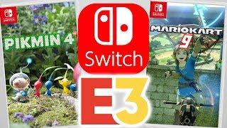 Nintendo Switch E3 Game Reveals?