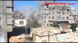 מדהים! חיל האויר תוקף בית בחאן יונס