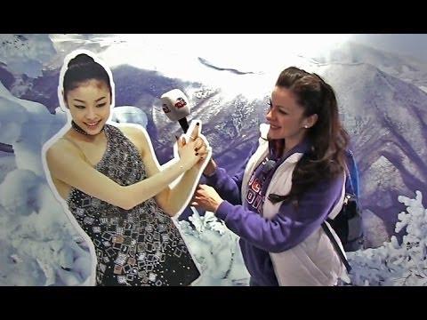 Корреспондент Авторадио побывала в Доме приветствия Кореи, страны - хозяйки Олимпиады 2018
