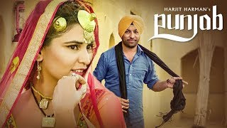 "Harjit Harman: ""Punjab"" Full Video Song 