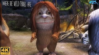 Where the Wild Things Are - Wii Gameplay 4k 2160p (DOLPHIN)