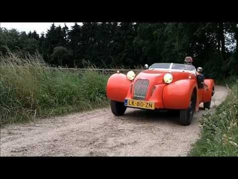 Burton kit car: the movie