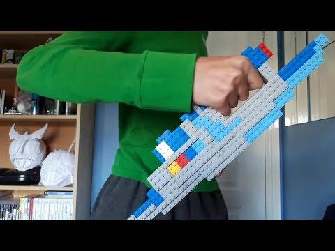 Lego Ultraman X X-Lugger / LEGO ウルトラマンXエクスラッガー