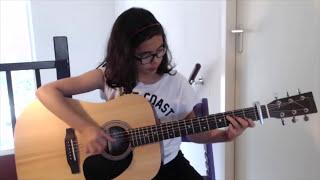 Video One Call Away ~ Charlie Puth ~ Fingerstyle Guitar ~ Arr. Eva Weber download MP3, 3GP, MP4, WEBM, AVI, FLV Desember 2017
