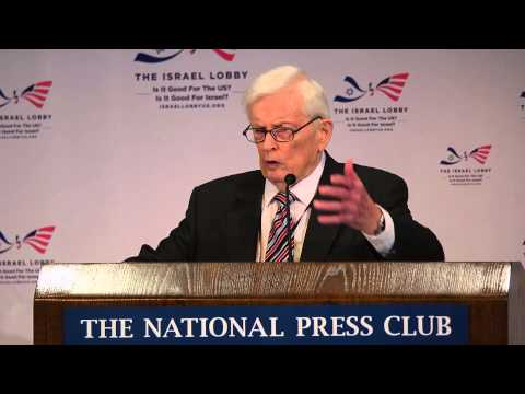 Former Rep. Paul Findley (R-IL): How To Tame Lobbies Like AIPAC