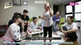 [Sub Español] iKON (Team B) visita la casa de Haru