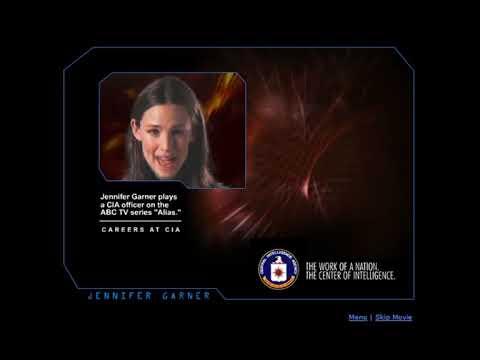 Jennifer Garner CIA Recruitment Video