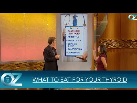 What to Eat for Your Thyroid