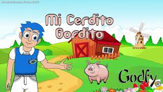 Godfy Mi Cerdito Gordito Audio Oficial