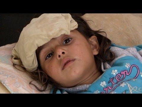Krieg in Syrien: Das Leid der Flüchtlinge
