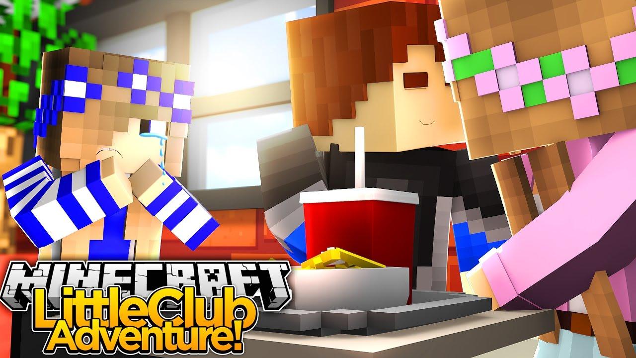 Minecraft little club adventures little kelly cheats on - The little club ...