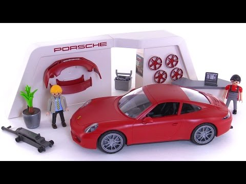 playmobil porsche 911 carrera s review set 3911 youtube. Black Bedroom Furniture Sets. Home Design Ideas