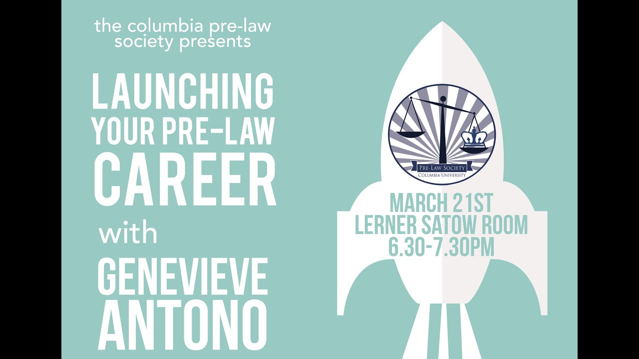 launch your pre law career peer mentorship seminar launch your pre law career peer mentorship seminar genevieve antono