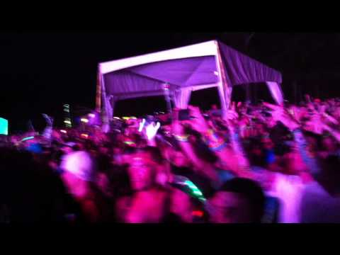Tiesto at Electric Forest 2011 Rothbury, MI - Blow Up In The Deep (Adele vs.) (#2 of 3)