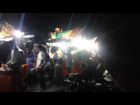 """Tradisi kota Kuala Tungkal di bulan Ramadhan """"arak sahur"""""""