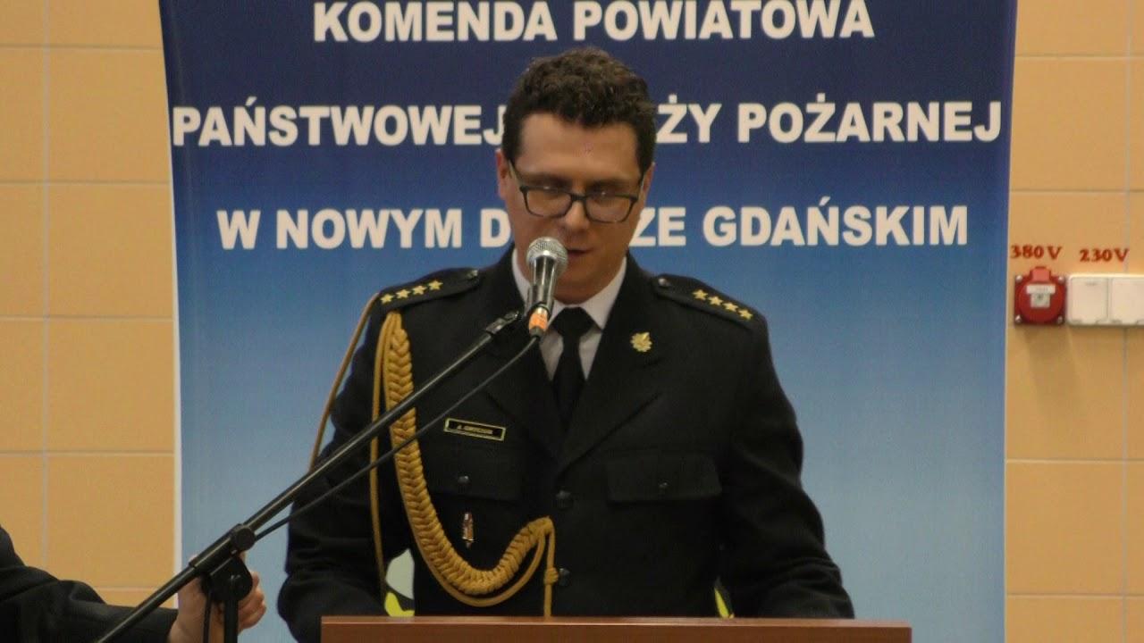 4 Nowe samochody dla OSP: Jantar,  Nowa Kościelnica, Lubieszewo i Nowy Dwór Gd.- 18.12.2017 -2